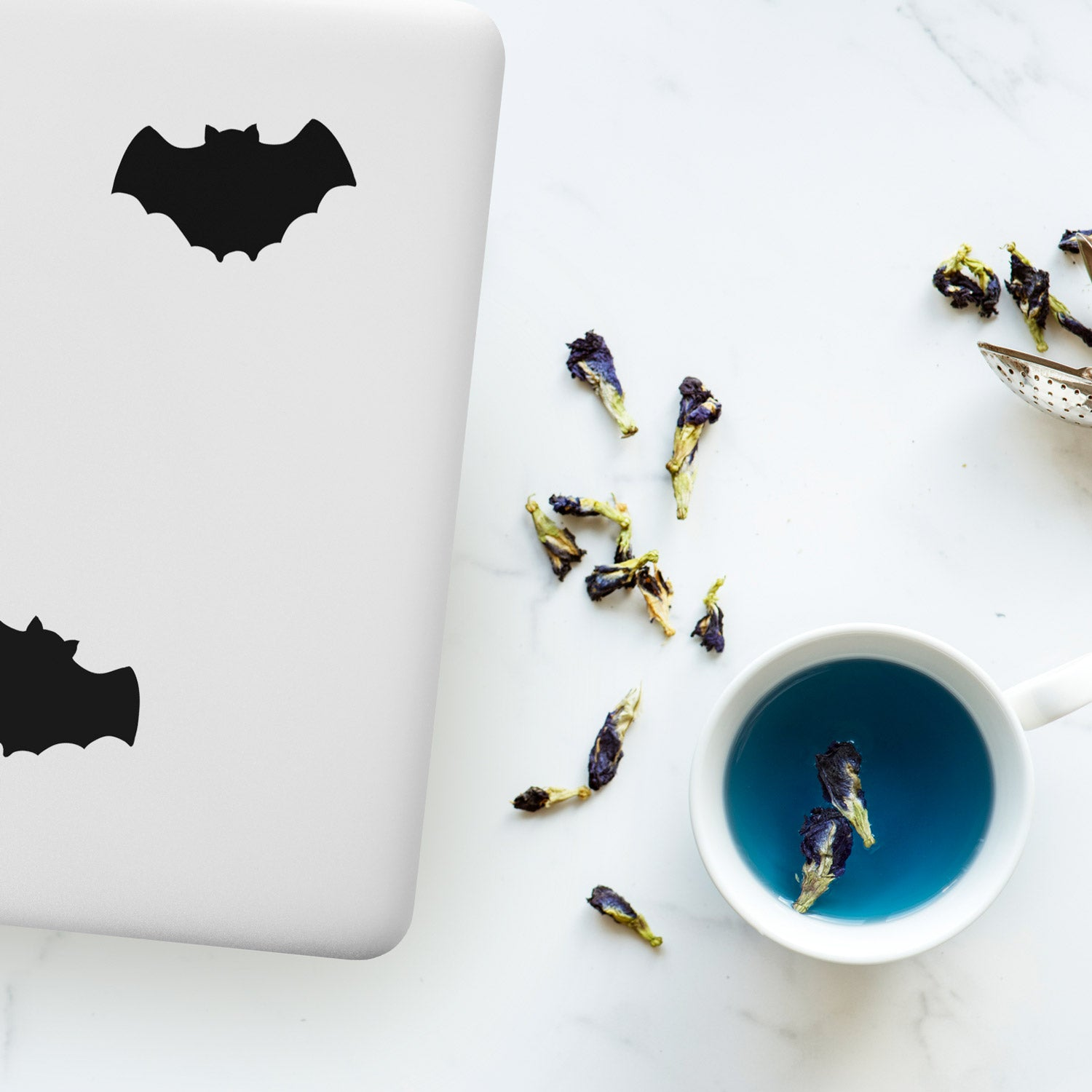 Small bat decal