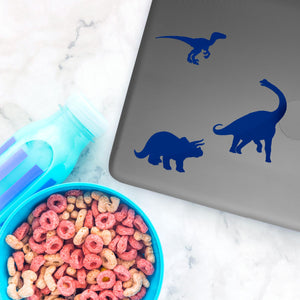 Dinosaur decal