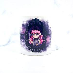 Space pirate mug