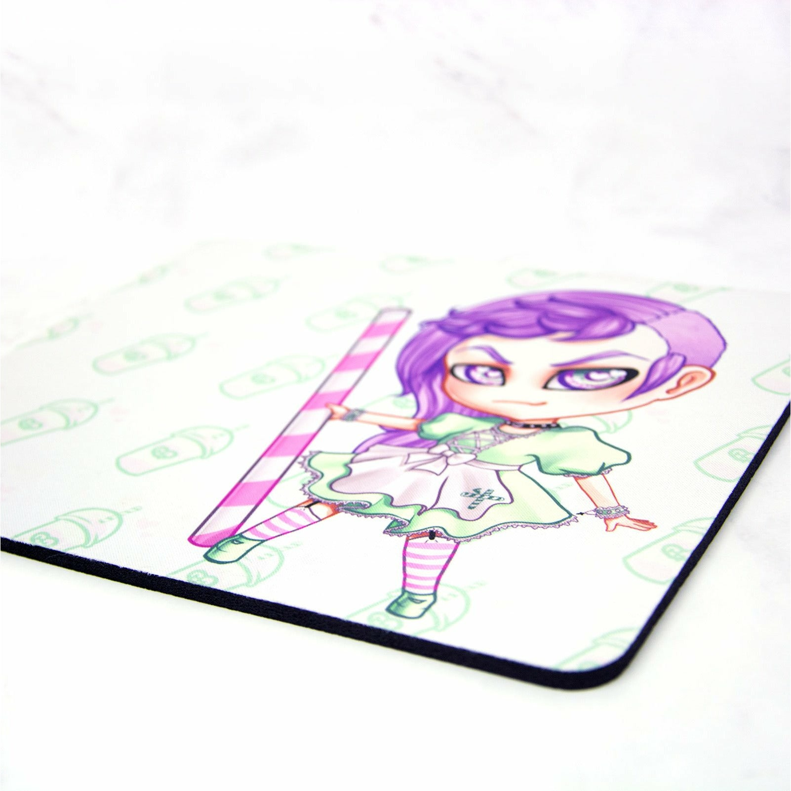 Frappucino maid mouse mat