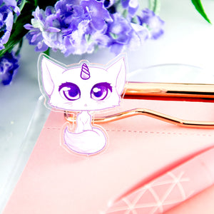 Unicorn cat ring - MadModesty