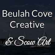 Beulah Cove Creative Scow Art lasercut gift items