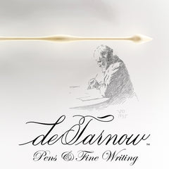 deTarnow Pen and Fine Writing poster