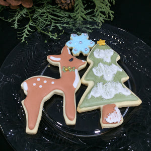 Cookies - Reindeer Set of 3