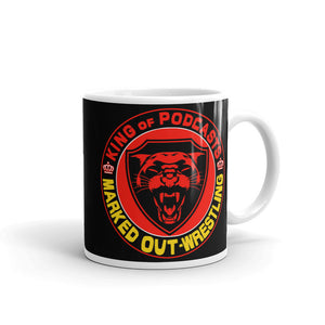 KING OF PODCASTS MUG