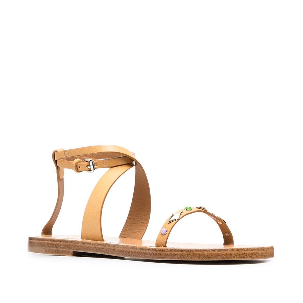 Isabel Marant Jothee Sandals - Light Beige