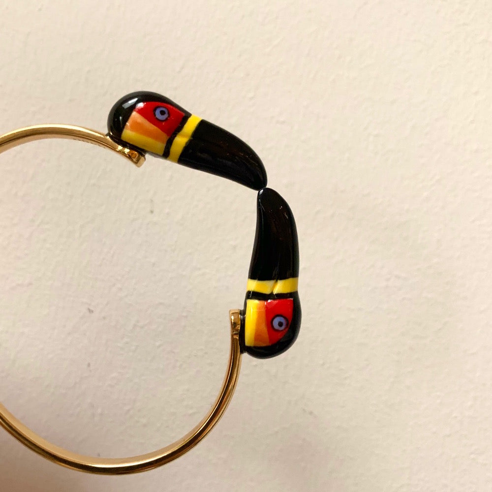 Nach Face to Face Toucan Bracelet