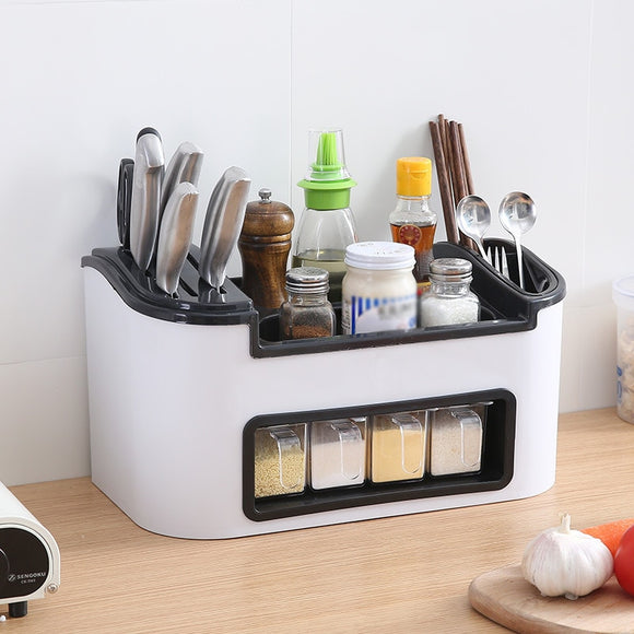 Kitchen Seasoning Box - Fam Gadgets