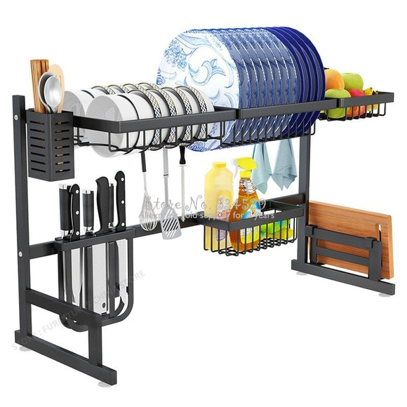 High-Quality Dish Rack - Fam Gadgets