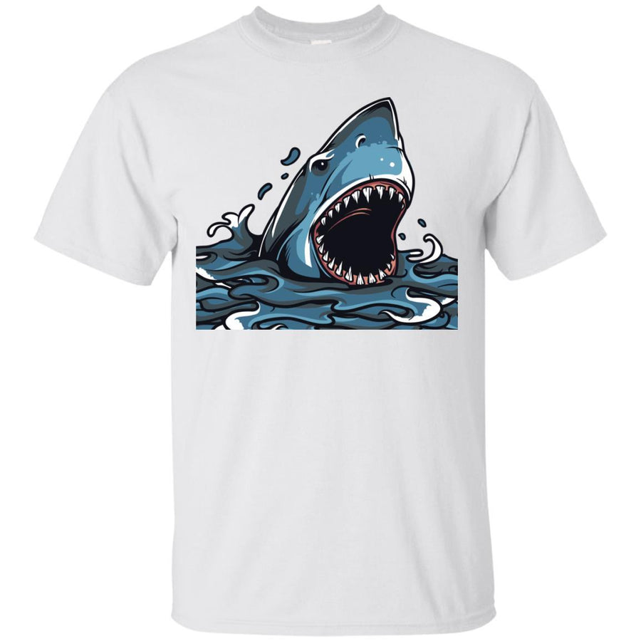 Shark Tshirt Ultra Cotton T-Shirt