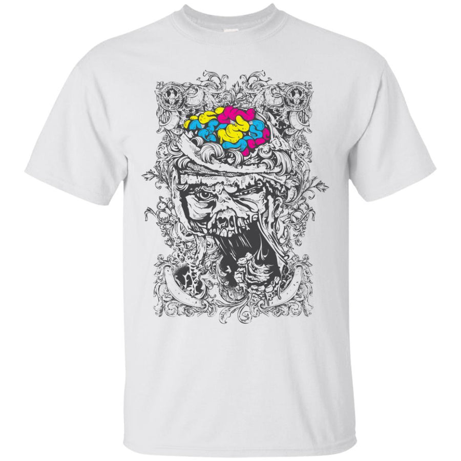 Skull Mind Tshirt Ultra Cotton T-Shirt