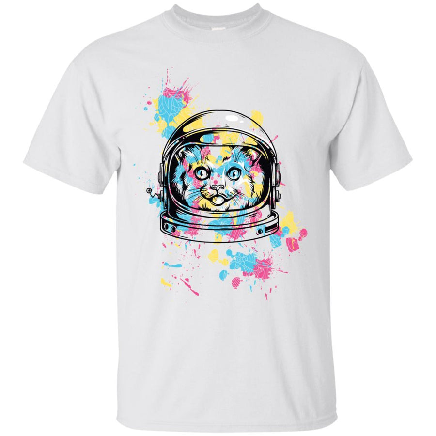 Space Cat Tshirt Ultra Cotton T-Shirt
