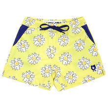 Load image into Gallery viewer, Daisies - Kid's Swim Shorts