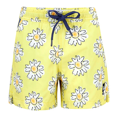 Daisies - Kid's Swim Shorts
