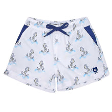 Load image into Gallery viewer, Anchors - Kid's Swim Shorts
