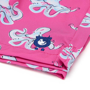 Octopuses - Kid's Swim Shorts