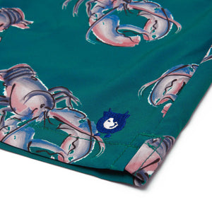 Lobsters - Swim Shorts with Waterproof Pocket
