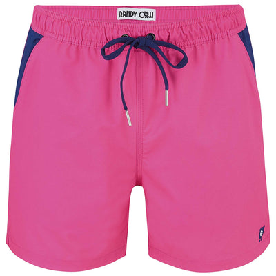 Raspberry - Swim Shorts with Waterproof Pocket