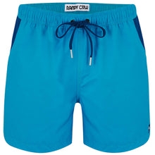 Load image into Gallery viewer, Aquamarine - Swim Shorts with Waterproof Pocket