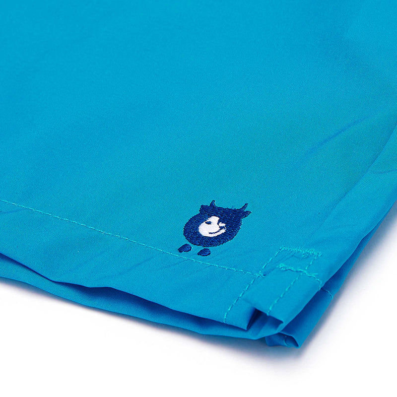 Aquamarine - Swim Shorts with Waterproof Pocket
