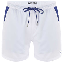 Load image into Gallery viewer, White - Swim Shorts with Waterproof Pocket