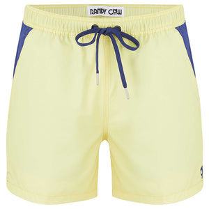 Lemon - Swim Shorts with Waterproof Pocket