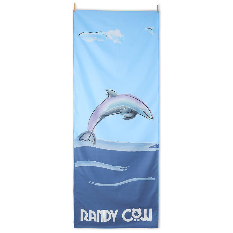 Dolphin - Quick Drying Microfibre Towel