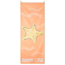 Load image into Gallery viewer, Starfish - Quick Drying Microfibre Towel