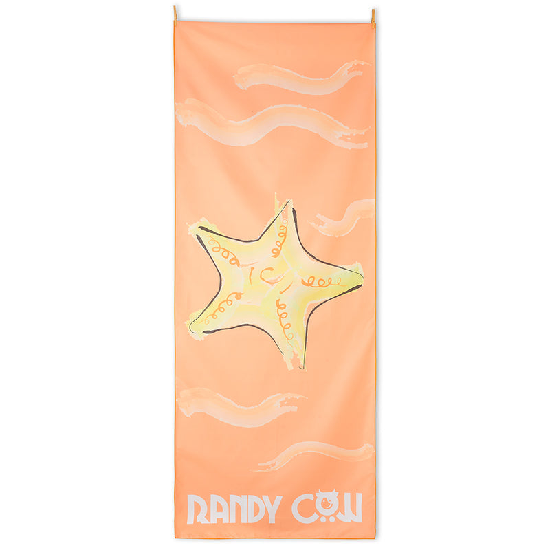Starfish - Quick Drying Microfibre Towel