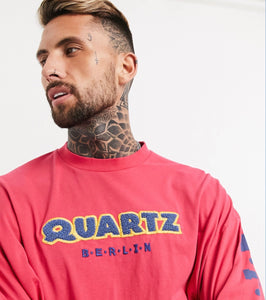 Asos Quartz Berlin Sweatshirt
