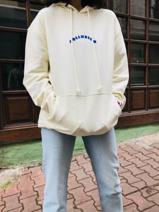 Collusion Oversize hoodie