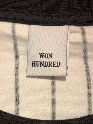 Won Hundred Oversize Beyaz Tişört