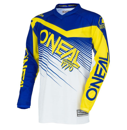 Cross Shirt Oneal Element Racewear Youth 2018 Blauw Shirts