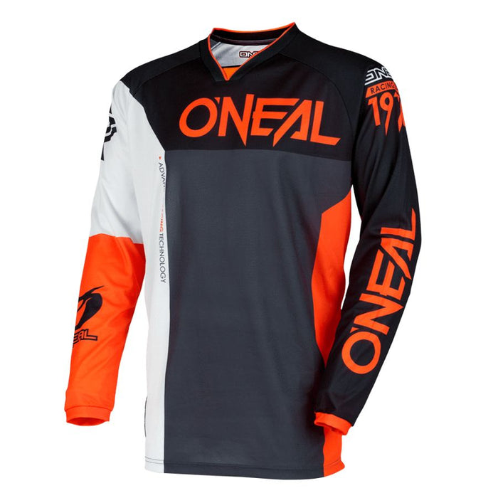Cross Shirt Oneal Mayhem Split 2018 Oranje Shirts