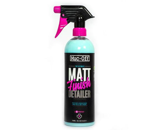 Matt Finish Detailer Muc Off 750 Ml Schoonmaak Materialen Motor