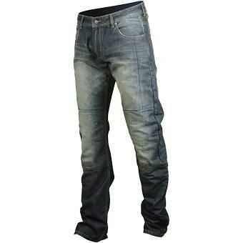 Motorjeans Booster 650 Tinted Wash Getinte Wassing