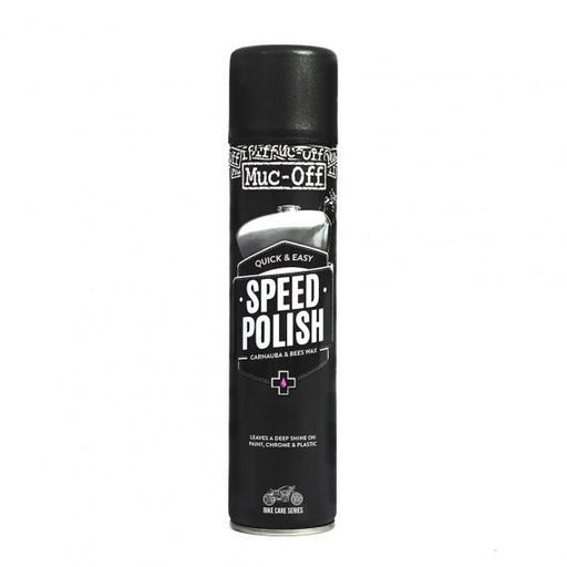 Speed Polish Muc Off 400 Ml Schoonmaak Materialen Motor