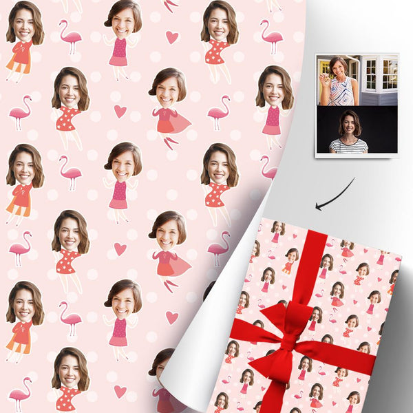 Gift Wrapping Paper, Custom Wrapping Paper
