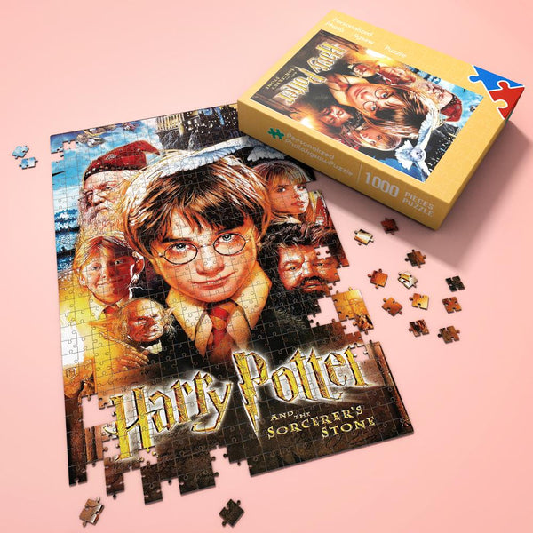 Jigsaw Puzzle  Harry Potter 35-1000 pcs