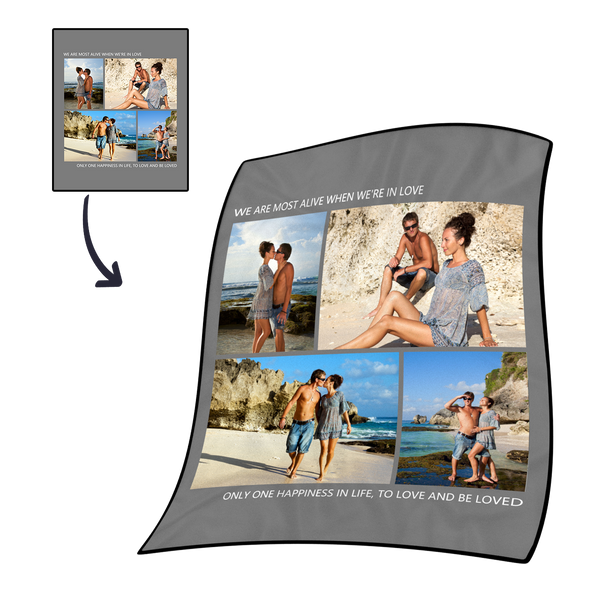 Four / Five / Six Photos Template Extras(Virtual item, not A blanket)