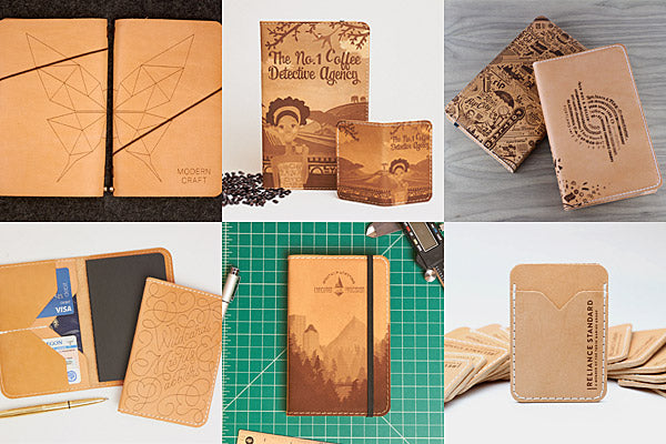 Engrave Goods Custom Engraved Leather Goods Best of 2015