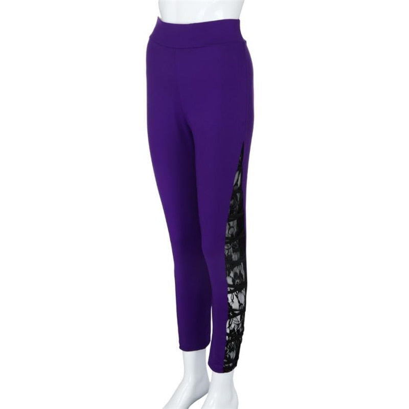 Women Colorful Yoga  Leggings fitness -Leggings - Rosemary's Fitness Store