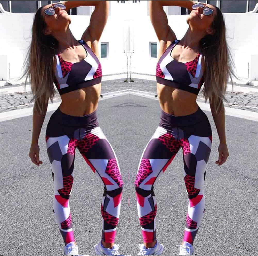 Leggings Pants Jumpsuit Athletic Clothes - Rosemary's Fitness Store