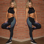High Waist Fitness Leggings - Rosemary's Fitness Store