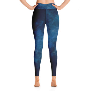 Dark blue  Yoga Leggings