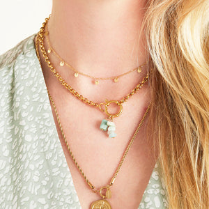 Kette 'Chain Rylee' | Gold