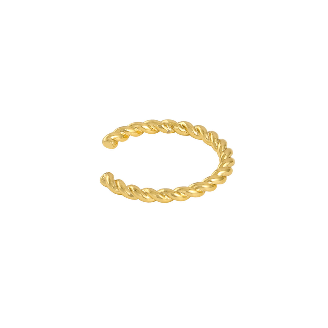 Earcuff 'Summer' | Gold