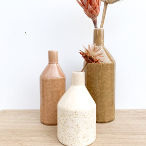 Vase 'Clean Mara' | Gr. L | Rose
