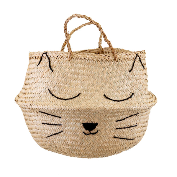 Korb 'Cat Whiskers' | Beige