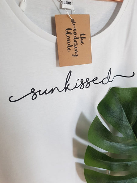 T-Shirt Sunkissed by thewanderingblonde